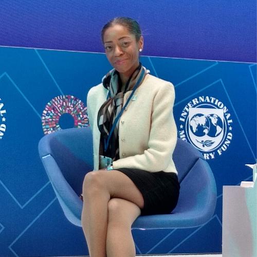 Ivy Pendleton UN Women and World Bank
