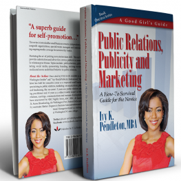 Book Series. Good Girls Guide to Publicity, Public Relations and Marketing