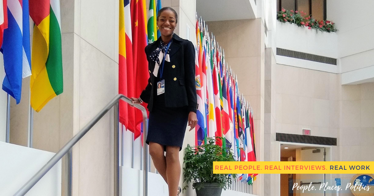 Ivy Pendleton, World Bank Communications Consultant