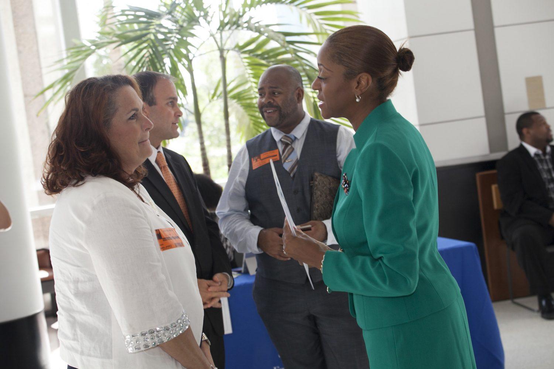 Ivy Pendleton, Communications Director, National Black MBA Association