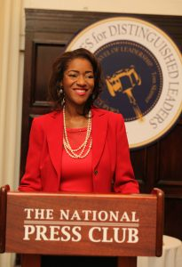 Ivy Pendleton, National Press Club, Crisis Manager, Publicist Washington DC